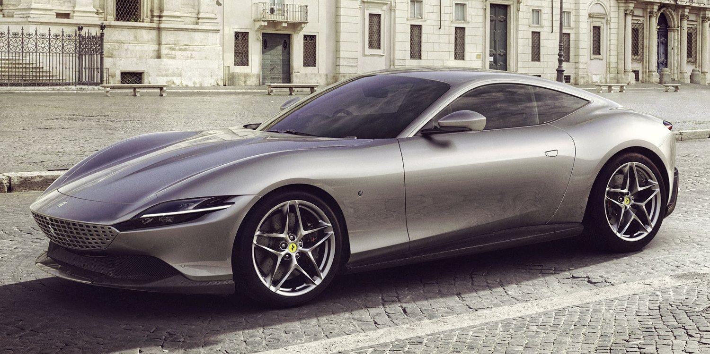Ferrari Roma 2020 Motor Y Racing