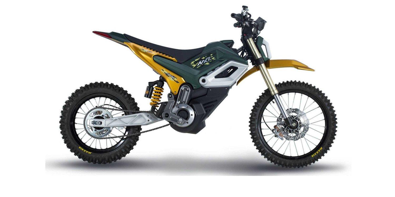 La marca taiwanesa Otto Bike presenta la nueva moto eléctrica MXR