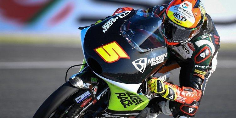 Jaume Masiá lidera los primeros libres en el Gran Premio de la Comunitat Valenciana