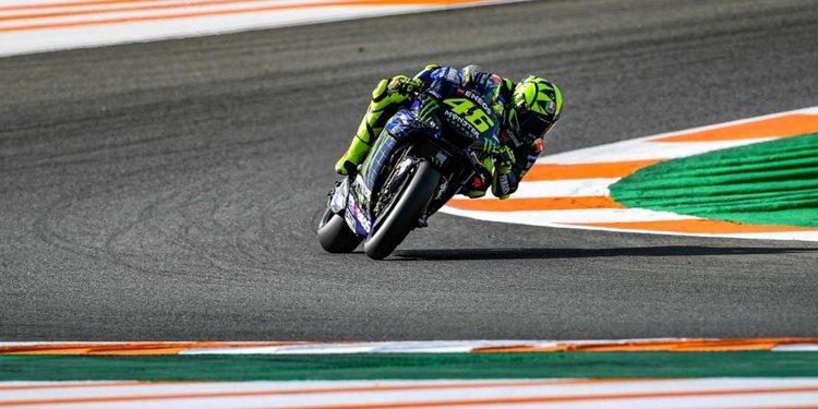 """Valentino Rossi: """"Me gustaría continuar aquí mientras pueda"""""""