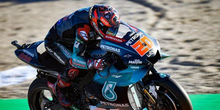 Fabio Quartararo suma su sexta pole del año