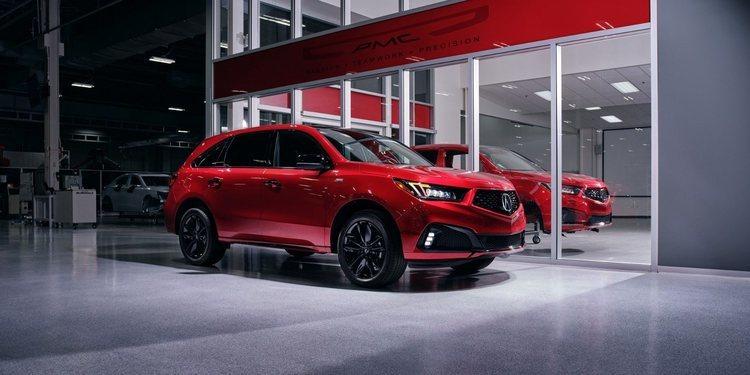 Nuevo Acura MDX PMC Edition 2020