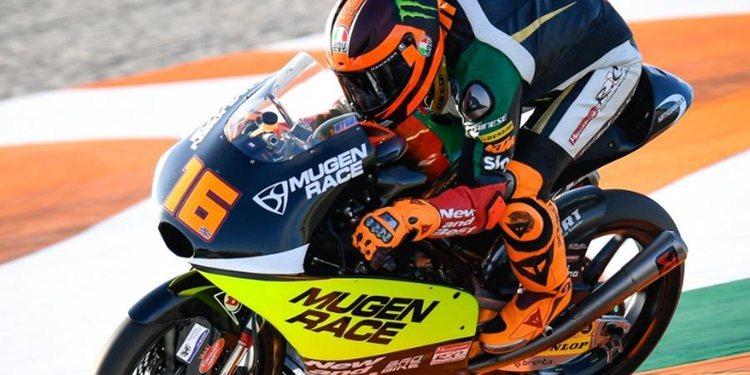 Andrea Migno consigue la última pole de la temporada