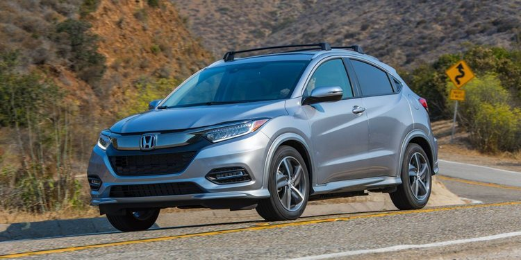 El Honda HR-V 2020 llega con aumento de precios