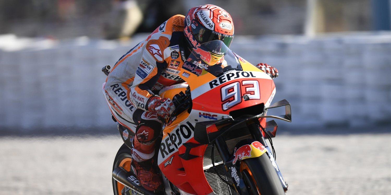 Marc Márquez gana en Valencia y le da a Honda la Triple Corona