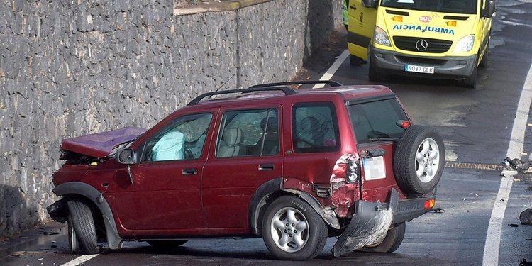 Causas más comunes de las colisiones en las vías