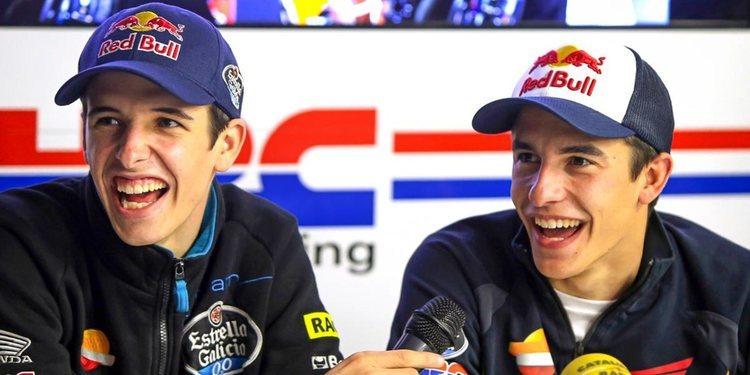 Oficial: Álex Márquez acompañará a Marc el año que viene en Honda