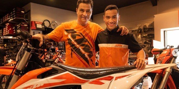Gustavo Pessoa, a KTM para 2020