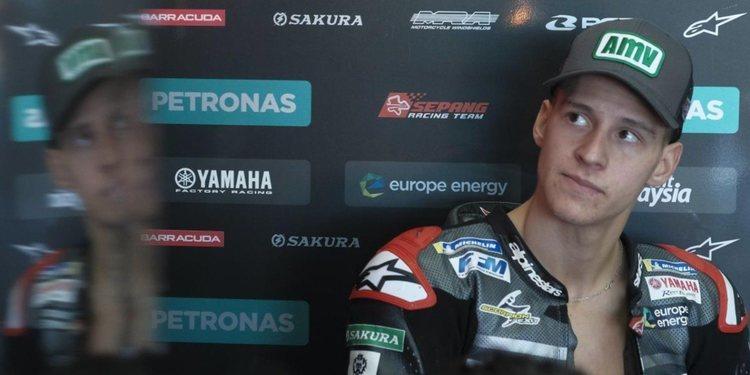 """Fabio Quartararo: """"Todos decían que yo no merecía una MotoGP"""""""