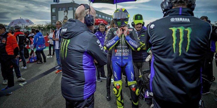 """Valentino Rossi: """"Yamaha sabe muy bien que tenemos problemas"""""""