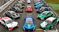 Así será la carrera del SuperGTxDTM en Fuji: 5 marcas y 22 coches