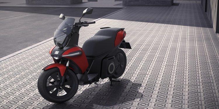 SEAT presenta su nuevo e-Scooter