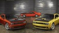 Dodge Challenger 50th Anniversary edicion limitada