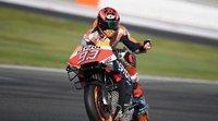 """Marc Márquez: """"He marcado mi mejor tiempo con la moto prototipo"""""""