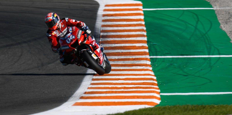 "Andrea Dovizioso: ""Serán muy importantes los test de Jerez"""