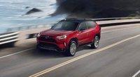 Toyota RAV4 Prime PHEV 2021