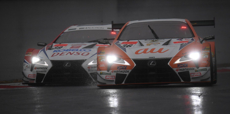 Mardenborough, SuperGT y Rast, DTM, líderes en los entrenamientos de Fuji.