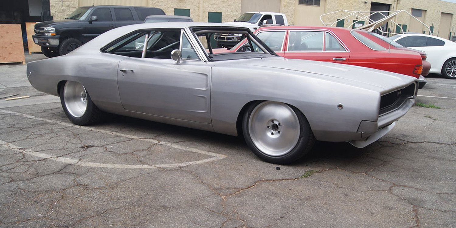 Dodge Charger Maximus
