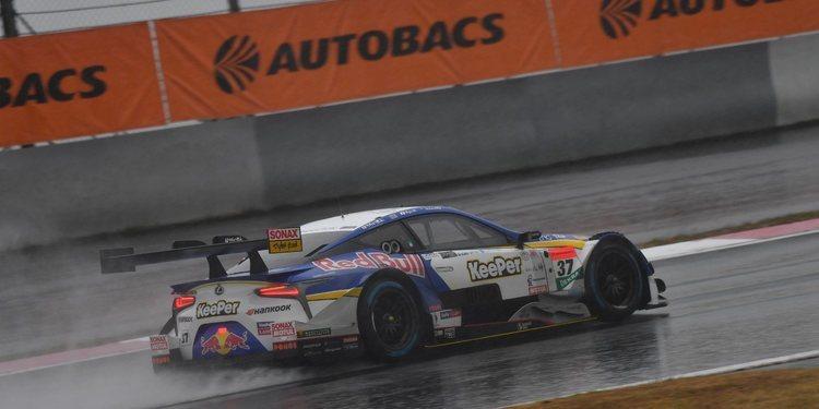 Nick Cassidy logra la pole para la primera carrera de Fuji
