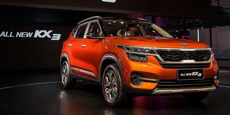 Kia presenta en Guangzhou el nuevo KX3 2020