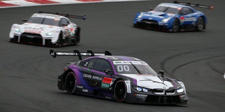 La alta degradación que sufrió el BMW M4 DTM en carrera fue clave según Kamui Kobayashi
