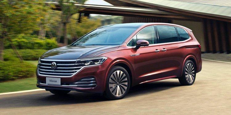 El Volkswagen Viloran debuta en China