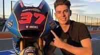 """Augusto Fernández, nuevo piloto del Marc VDS """"Estoy realmente muy feliz por la oportunidad"""""""
