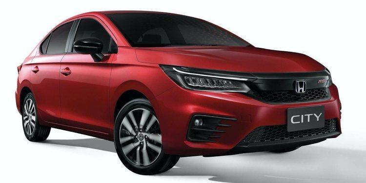 El Honda City 2020 se estrena en Tailandia