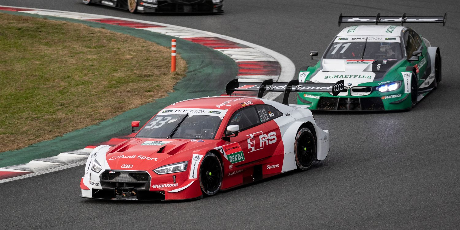 "Audi satisfecho con el podio en Fuji en la ""Dream Race"""