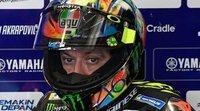 """Valentino Rossi: """"Sentí algunas mejoras en el motor, pero necesito más"""""""