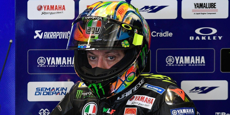Rossi aconseja hacer cambios en el calendario de la categoría reina