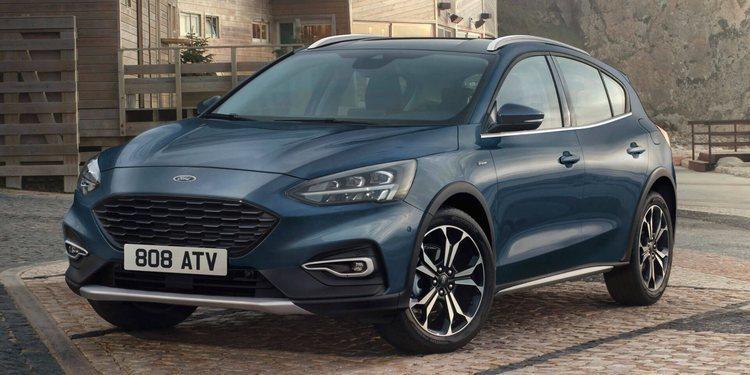 Ford Focus Active X Vignale 2020