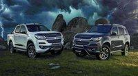 Nuevas Holden Colorado y Trailblazer Storm