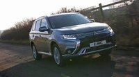 Mitsubishi Outlander PHEV Reflex Plus Commercial