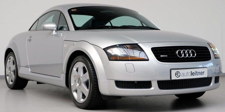 Fabuloso Audi TT a la venta
