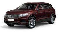 Volkswagen lanza edición de entrada para el Touareg