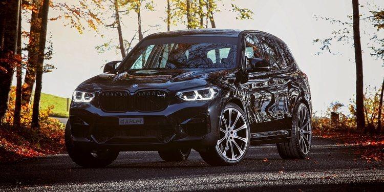 El BMW X3 M de Dahler