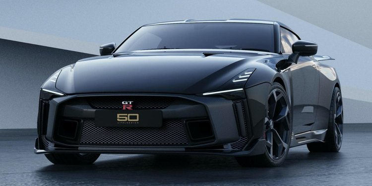 Nissan GT-R50 de Italdesign Limited Edition