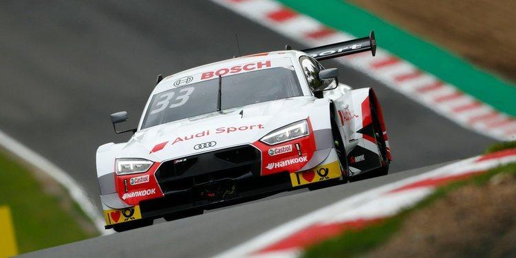 Audi Sport confirma a sus 7 pilotos para el test de jóvenes pilotos
