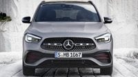 Mercedes-Benz presentó el modelo GLA 2020