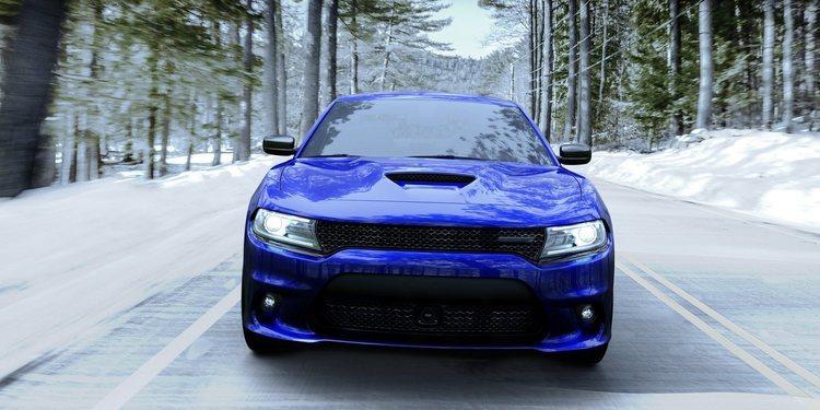 Presentado el nuevo Dodge Charger GT