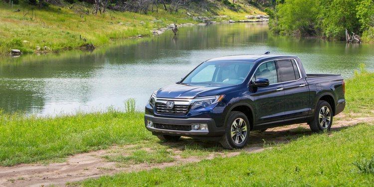 Nuevo Honda Ridgeline 2020