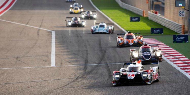 Toyota venció en las 8 Horas de Bahrein