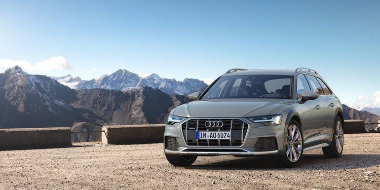 Audi presentó el modelo A6 Allroad 2020