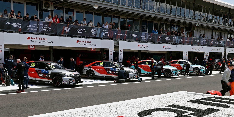 Audi Sport dejará de apoyar el WTCR aunque prestará el Audi RS3 LMS
