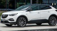 Opel Vauxhall Grandland X híbrido