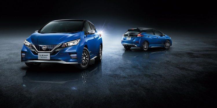 Nuevo Nissan Leaf 2020