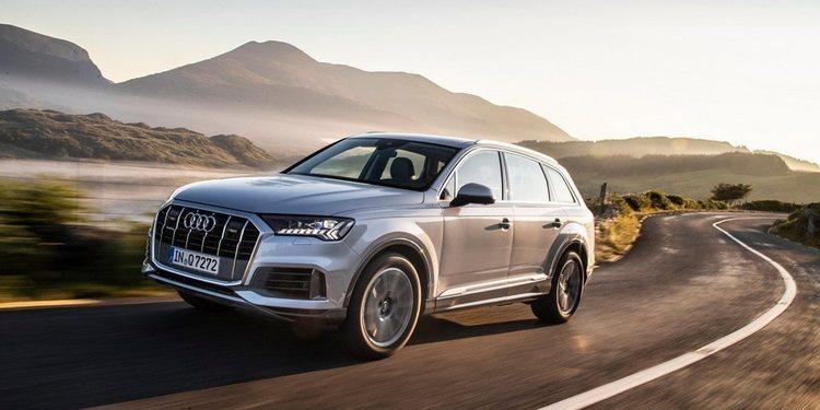 Audi Q7 Facelift 2020