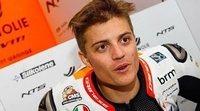 """Tommaso Marcon: """"Apunto a ser campeón en MotoE y el CEV Moto2"""""""