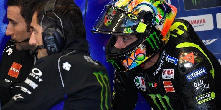 """Valentino Rossi: """"Tenemos un buen presentimiento con David Muñoz"""""""